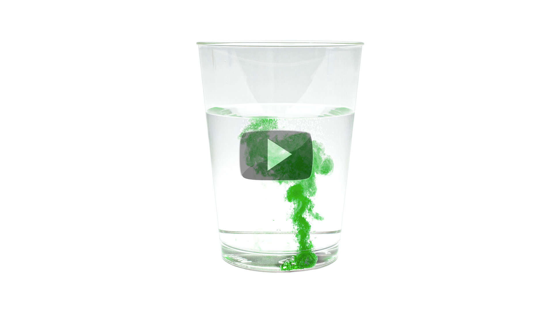 Green Fizzers - Color Changing Tablets