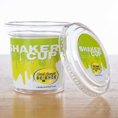 Shaker Cups and Lids