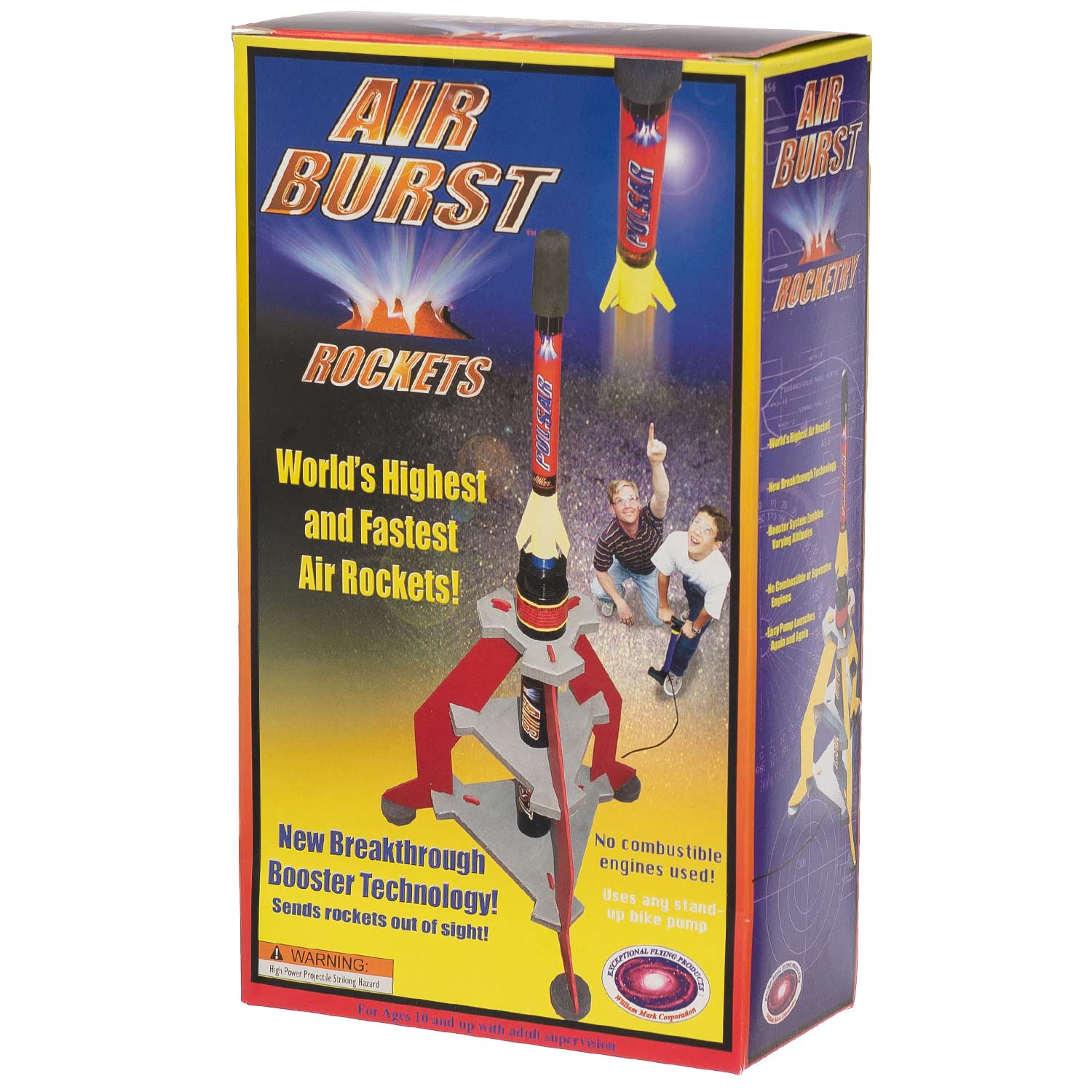 Air Burst Rockets
