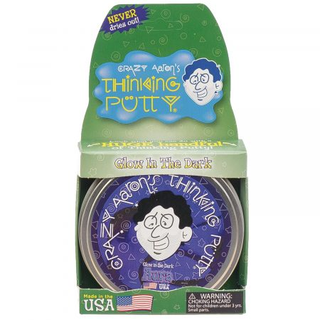 Glow in the Dark Thinking Putty