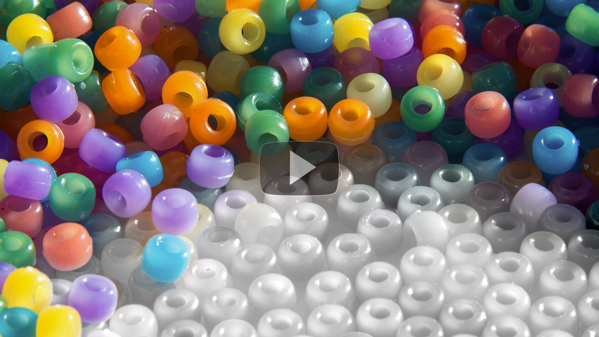 UV Color Changing Beads