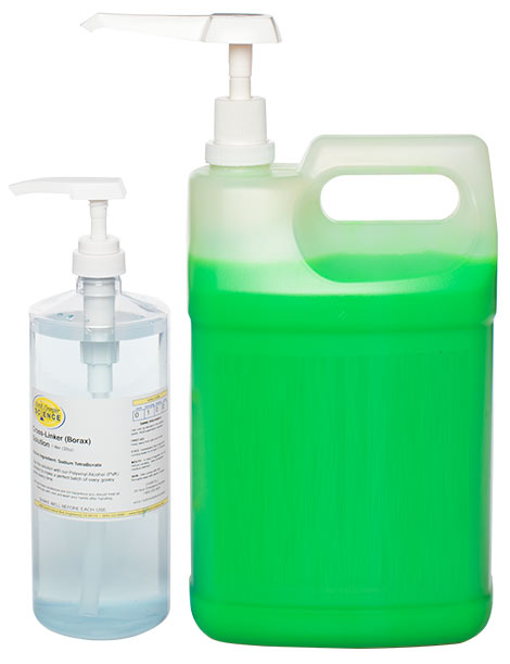 Slime Art - 1 Gallon - Green