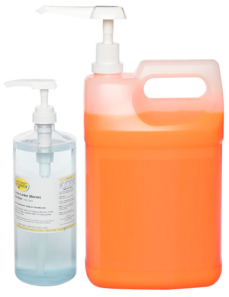 Slime Art - 1 Gallon - Orange