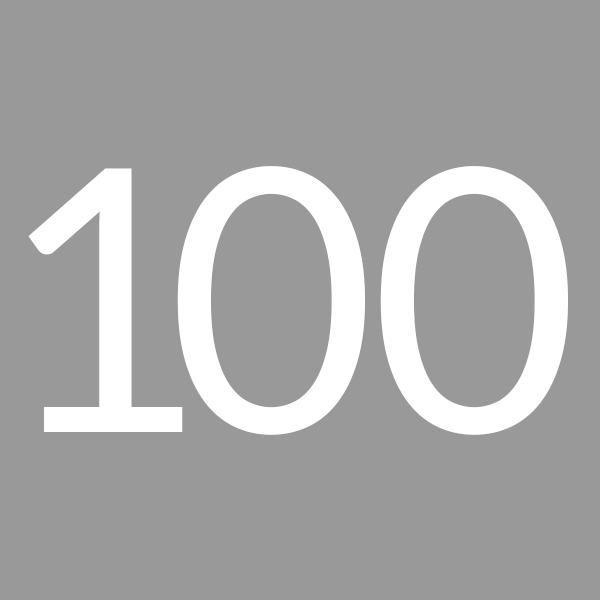 Quantity 100