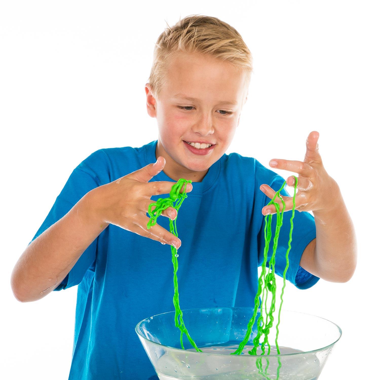Steve Spangler's String Slime