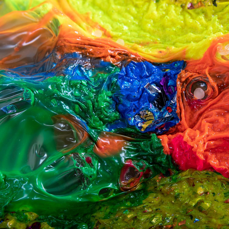 Steve Spangler's Super Slime™ Art