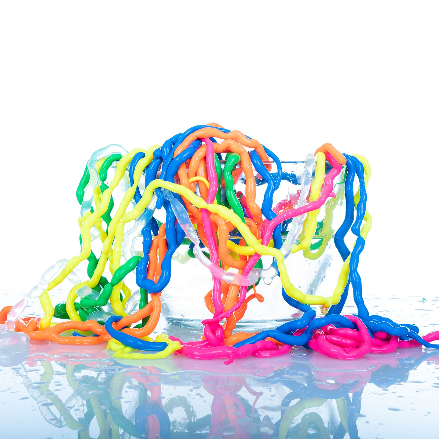 Rainbow String Slime ™