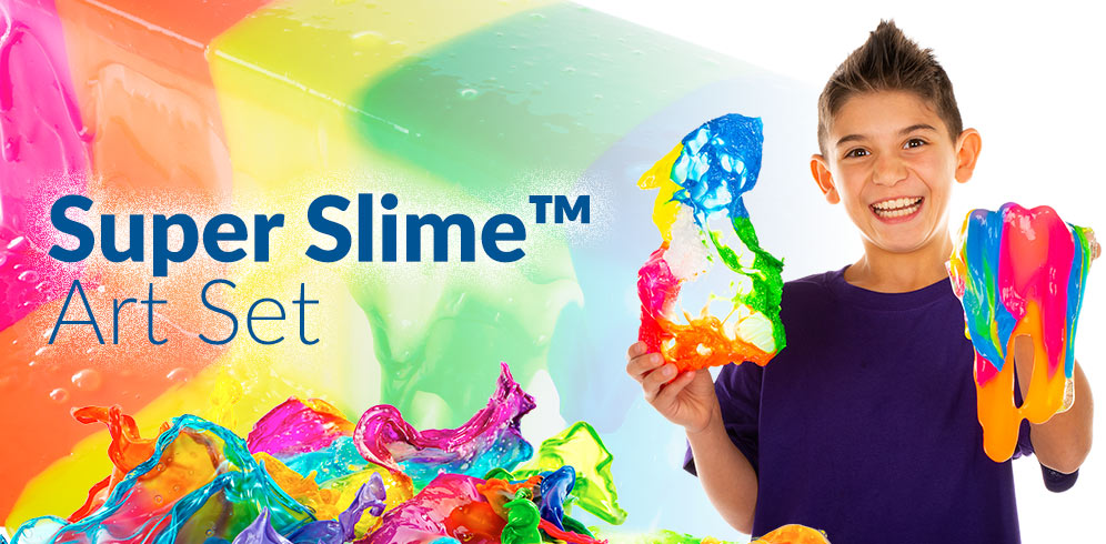 Super Slime™ Art Set