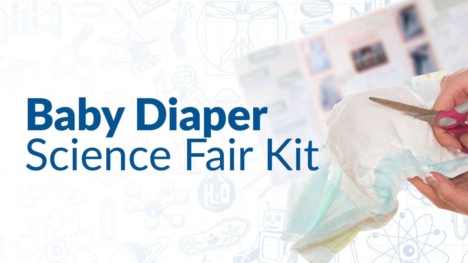 Baby Diaper Science Fair