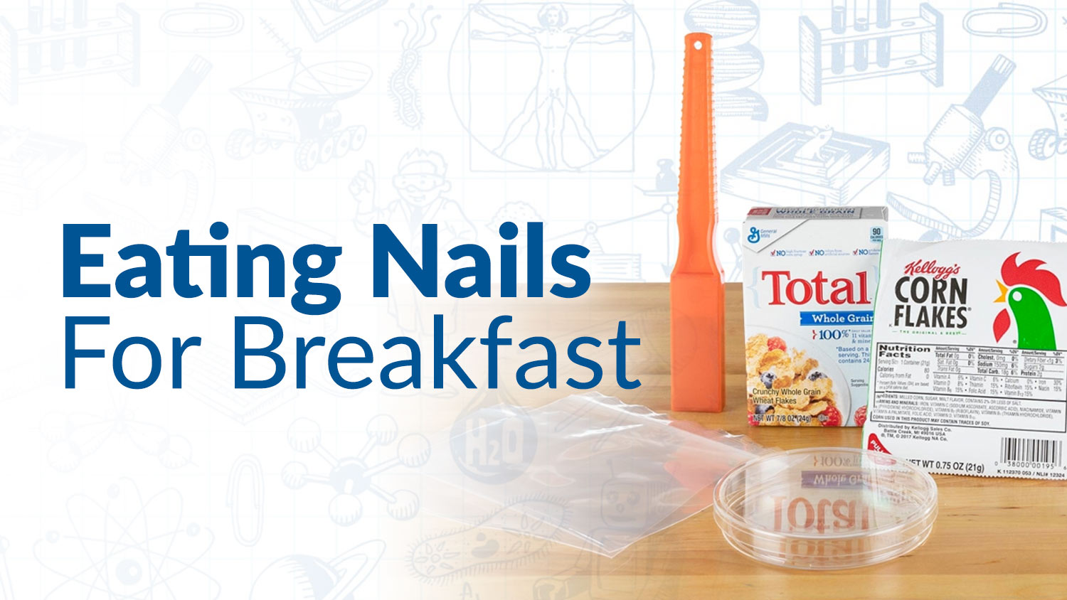 Eating Nails for Breakfast