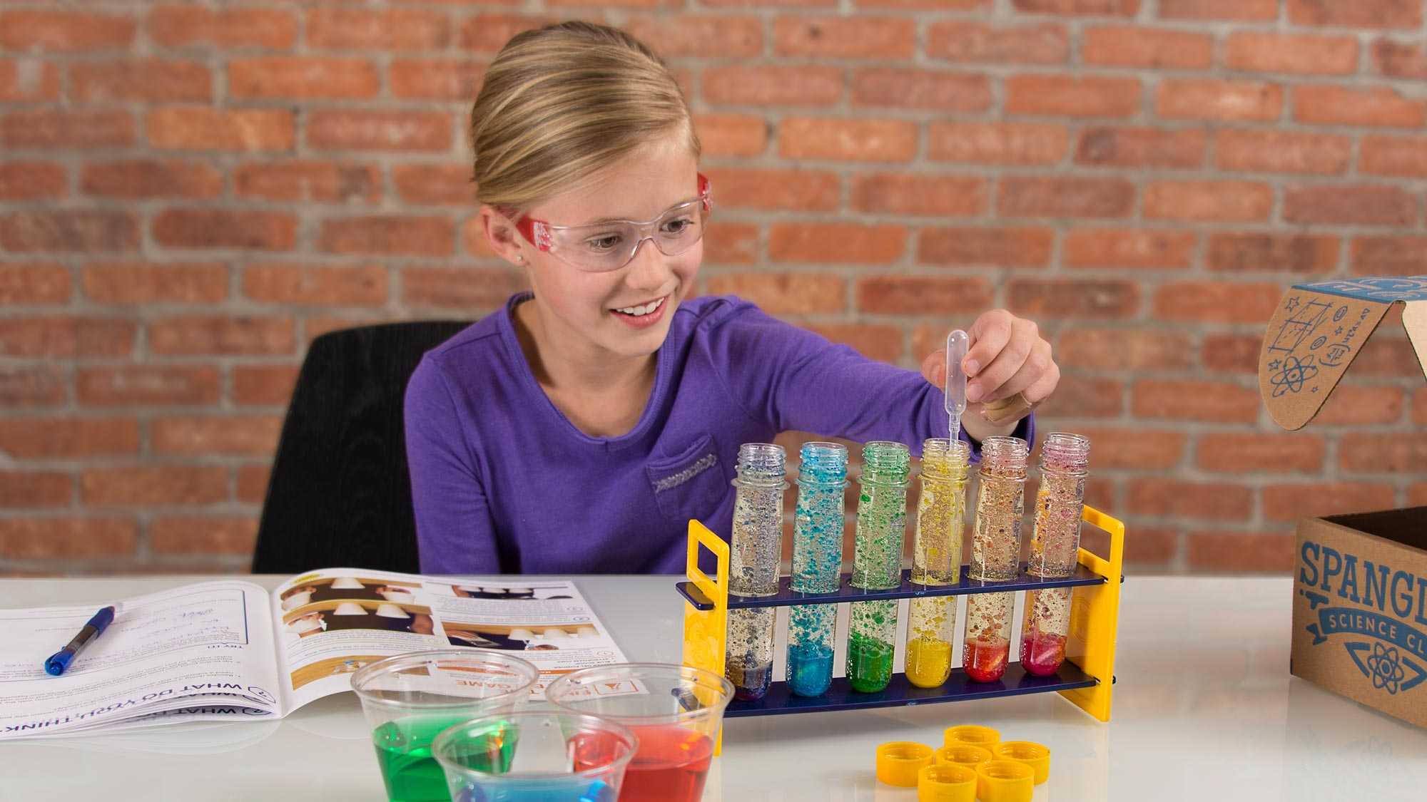 Prevent Summer Learning Loss   Spangler Science Club