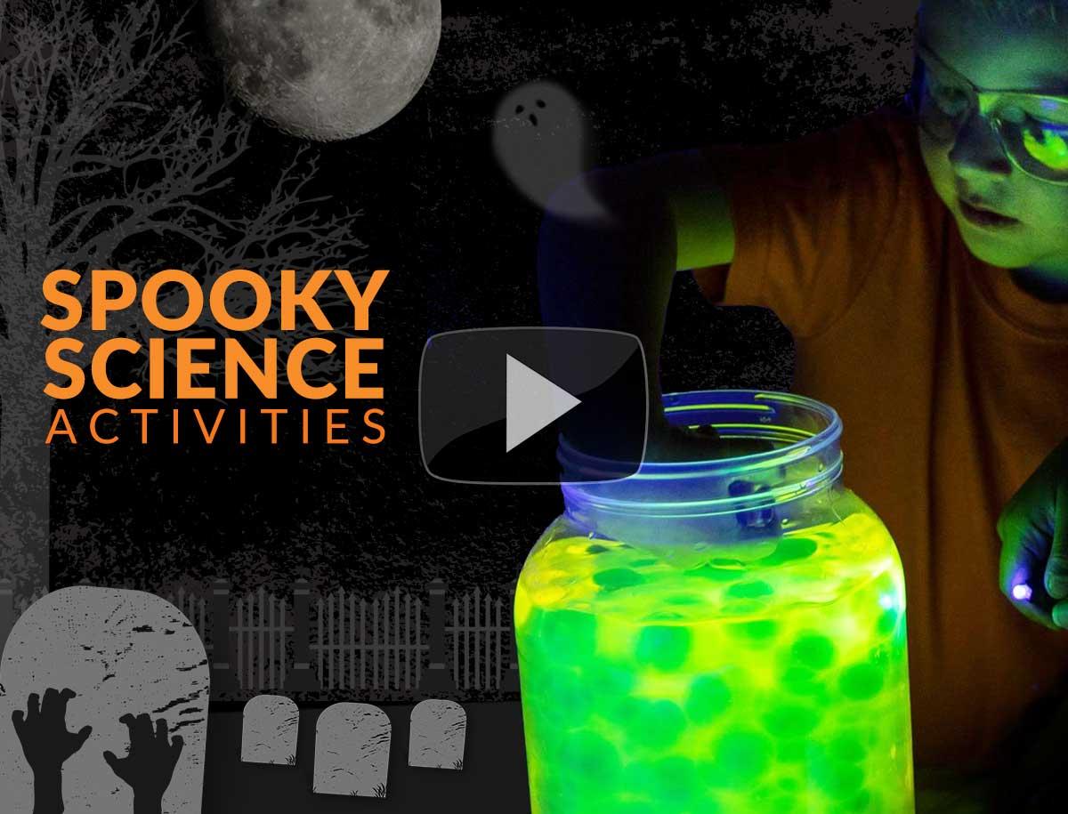 Spooky Science Acitivites