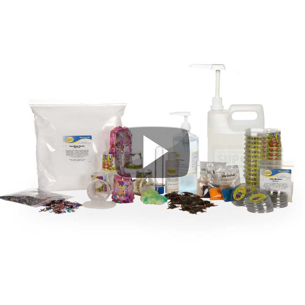 SLIME FACTORY – ONE GALLON PARTY KIT video