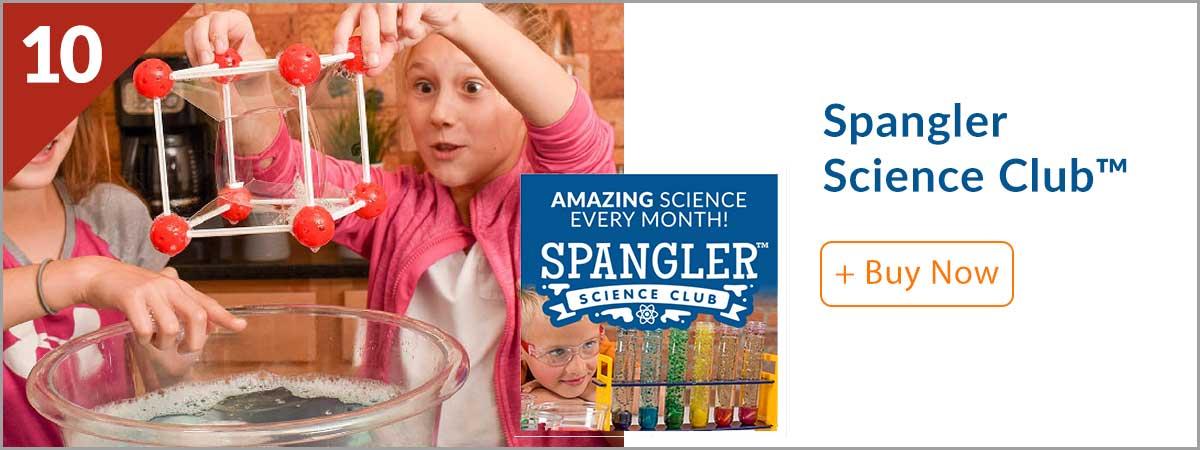 Steves Top 10 Product - (10) Spangler Science Club