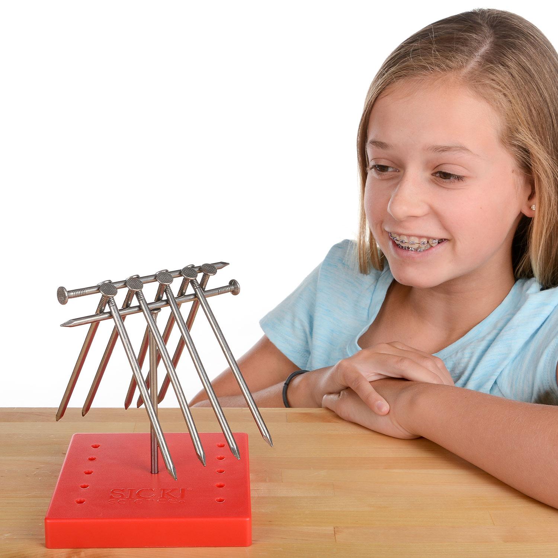 At Home Science - Balancing Nails