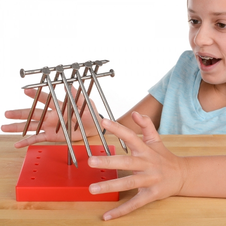 At Home Science - Balancing Nails