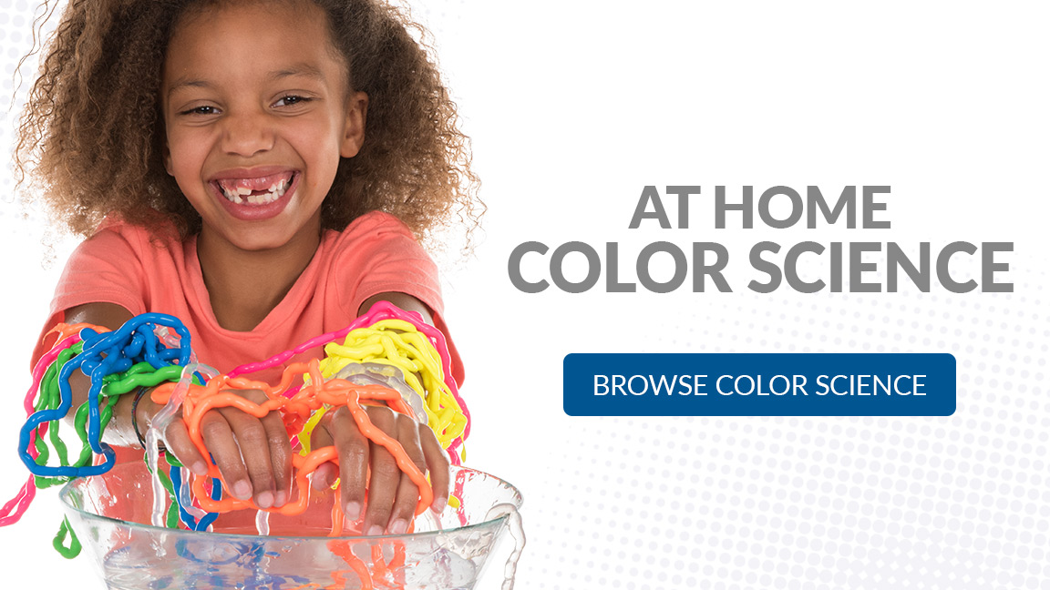 At Home Science - Color Science