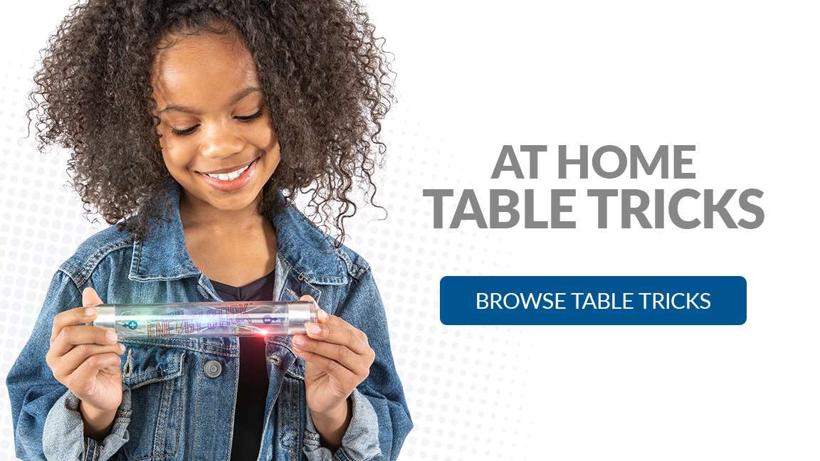 At Home Science - Table Tricks