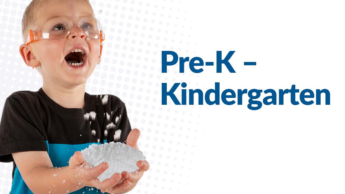Grade Pre-K- Kindergarten