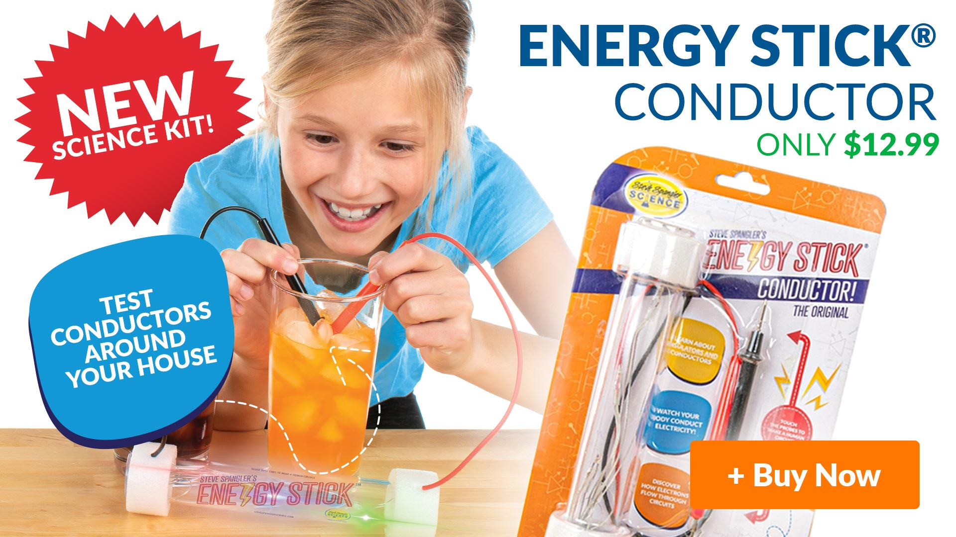 Energy Stick Conductor
