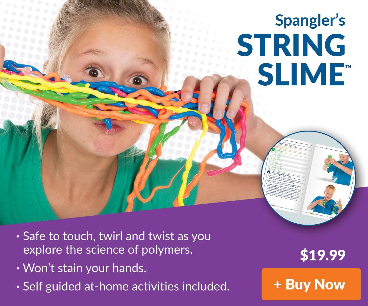 Top 8 – String Slime