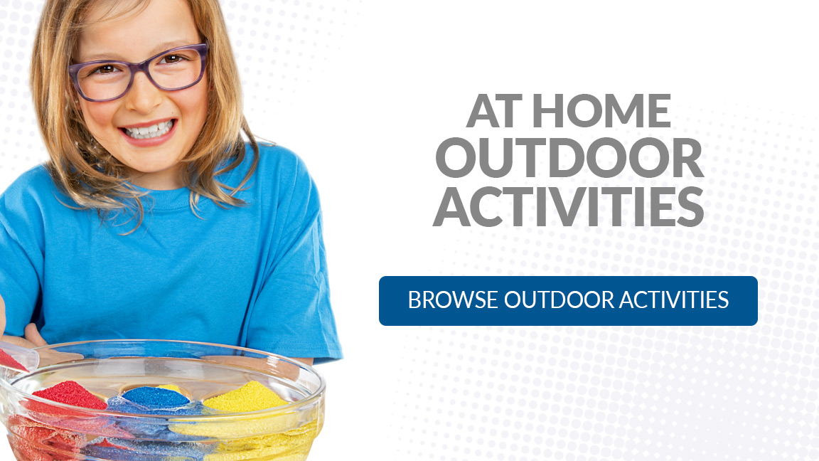 At Home Science Outdoor Activities