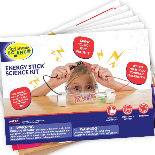 Energy Stick Science Set