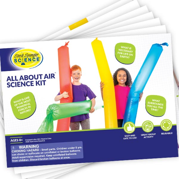 All About Air Science Set