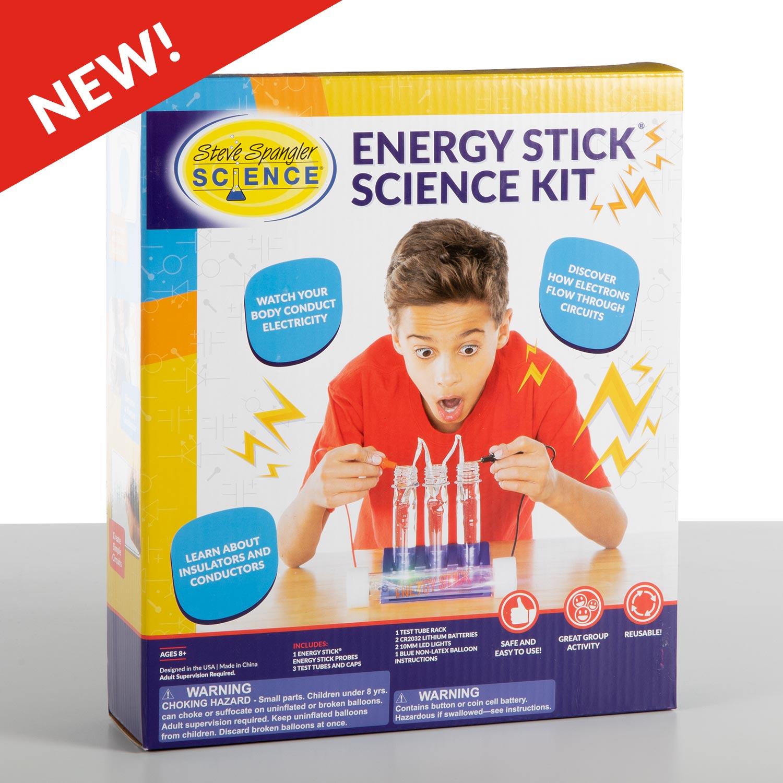 Energy Stick® Science Kit