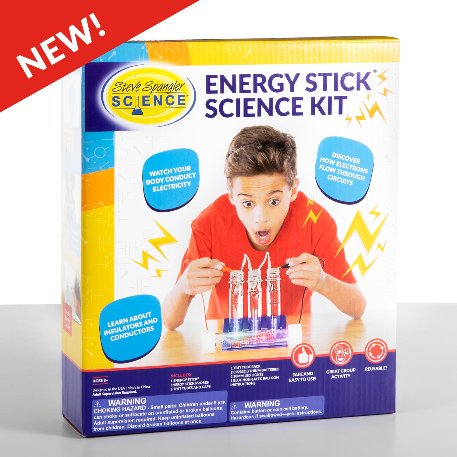 Energy Stick® Science Kit