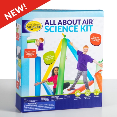 All About Air Science Kit