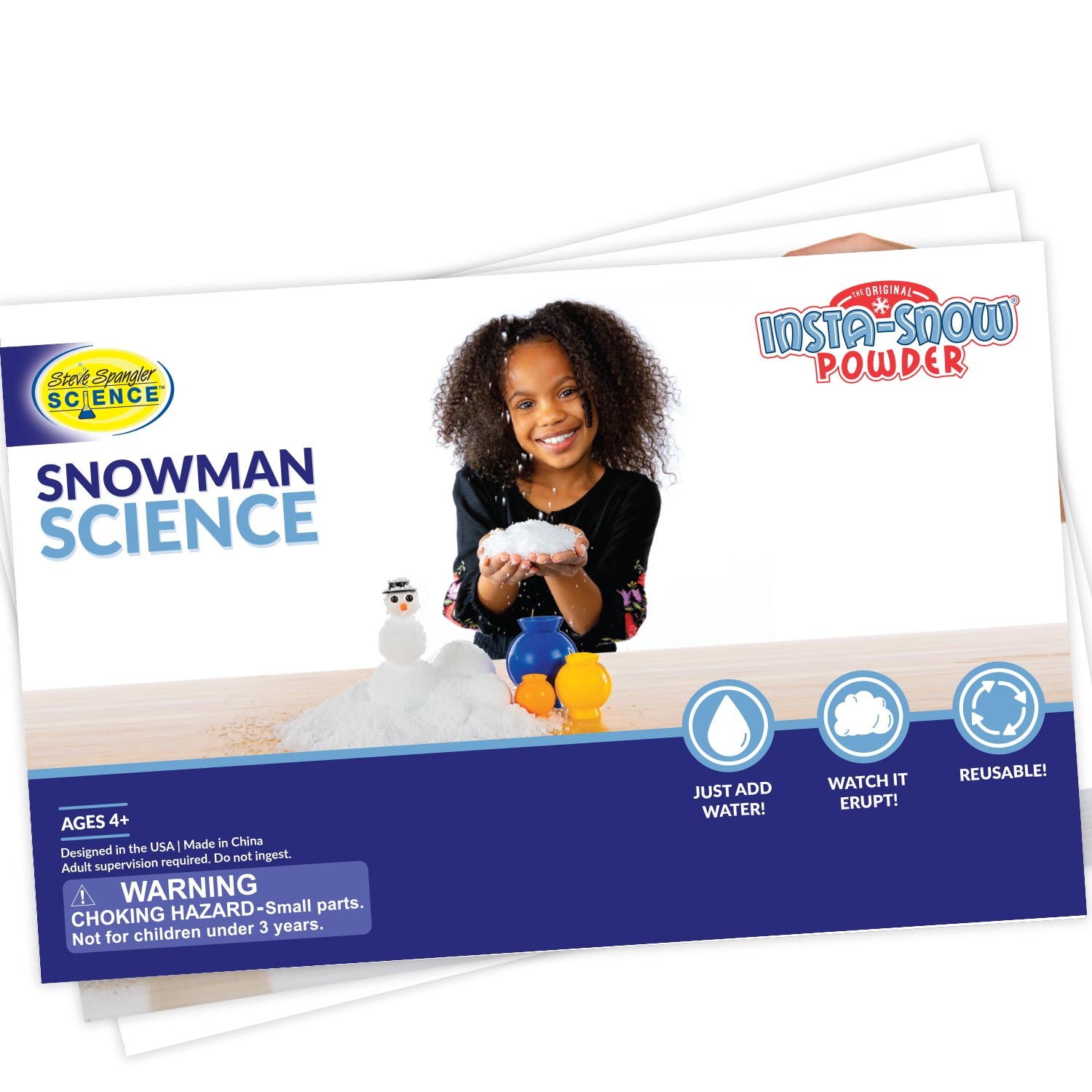 Snowman Science Starter Set