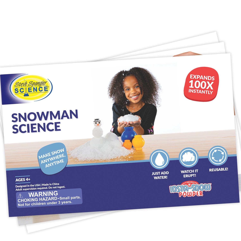 Snowman Science Starter Set