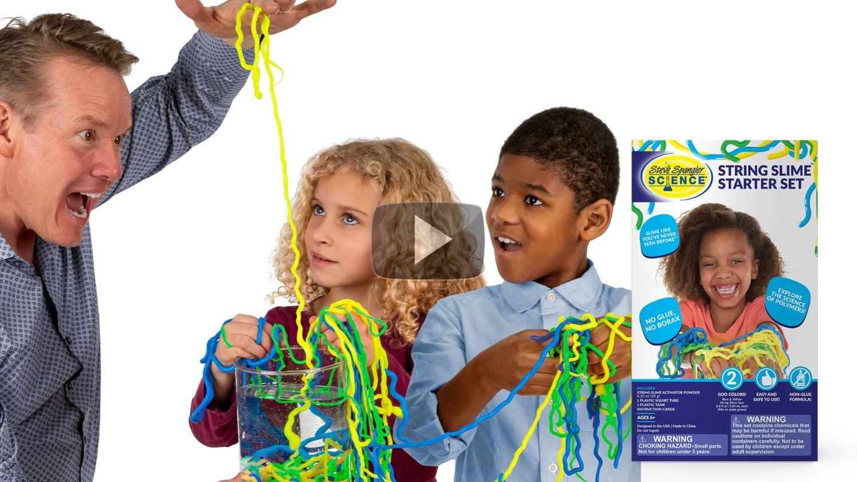 String Slime Starter Set