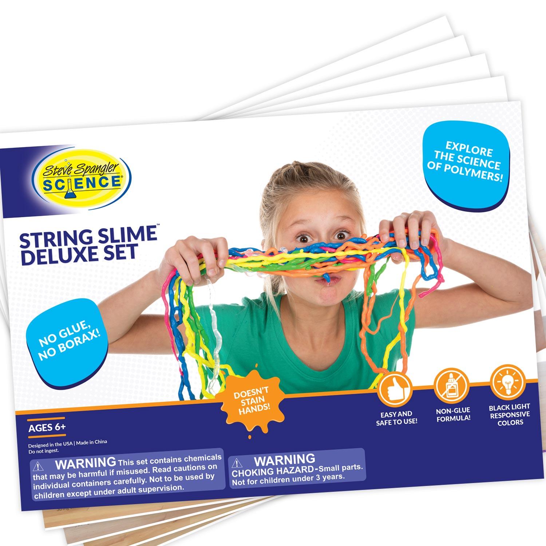 String Slime Deluxe Set