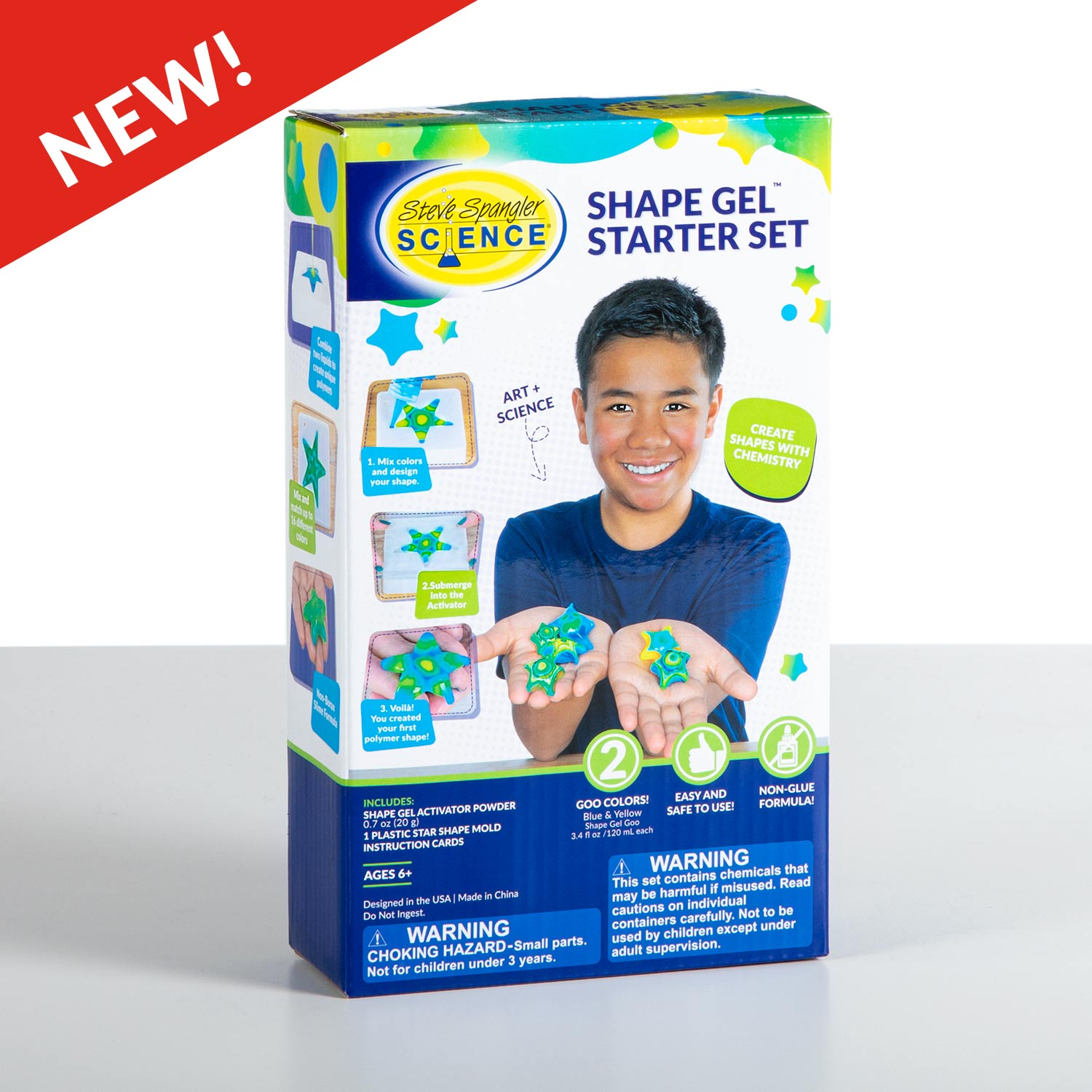 Shape Gel Starter Set