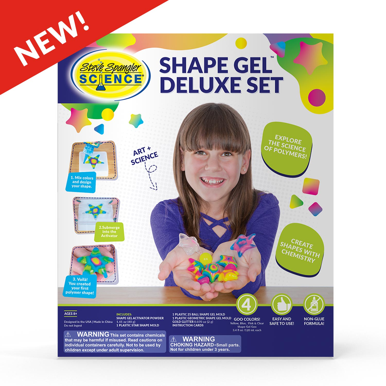 Shape Gel™ Deluxe Set