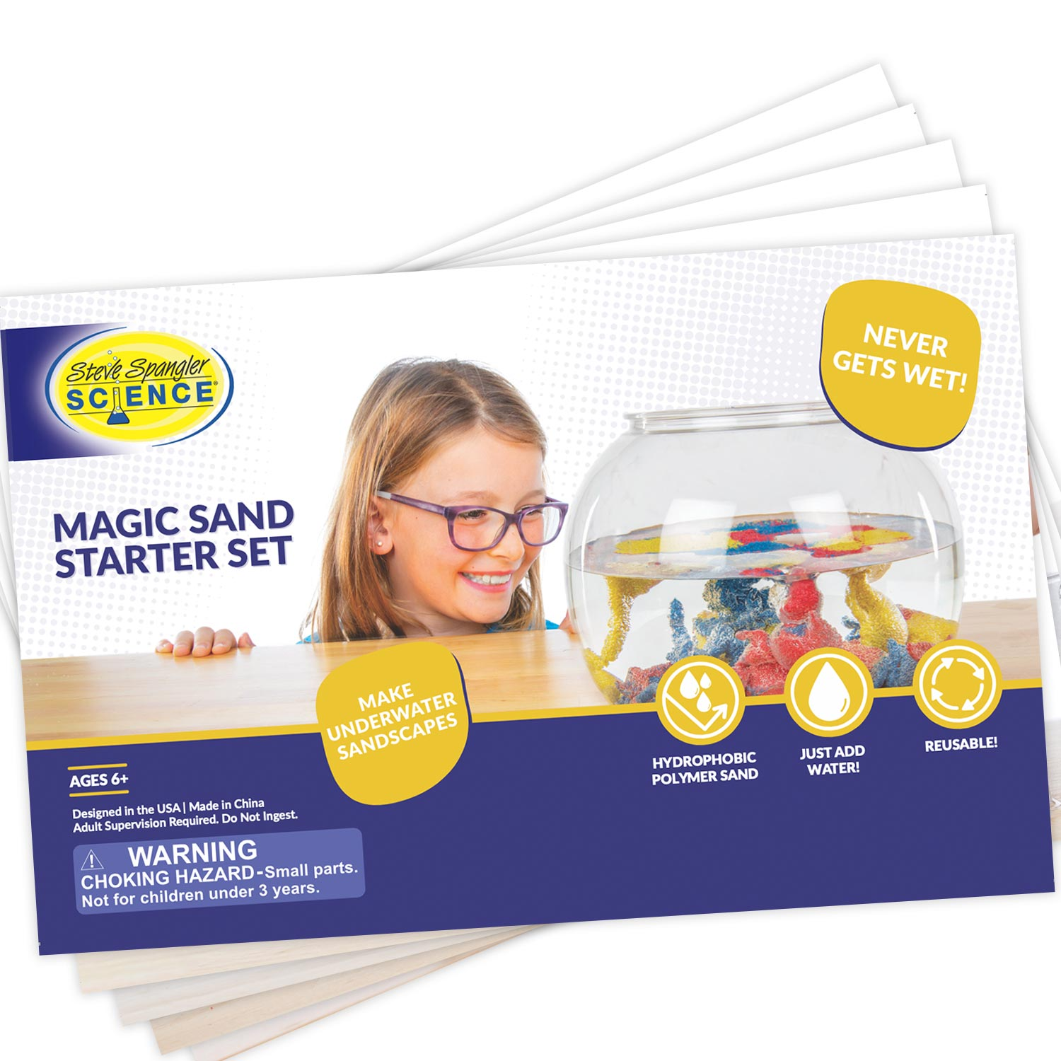 Magic Sand Science Set