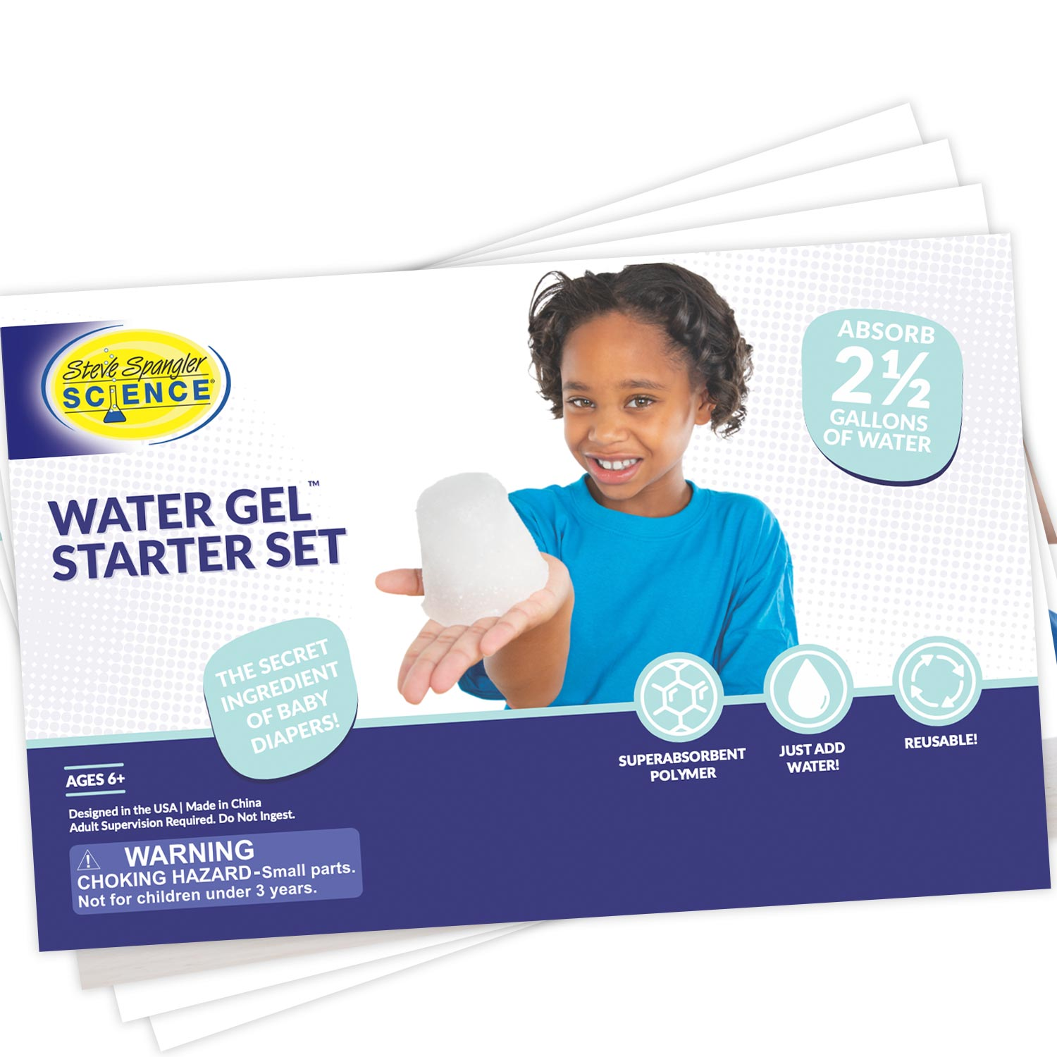 Water Gel Starter Set