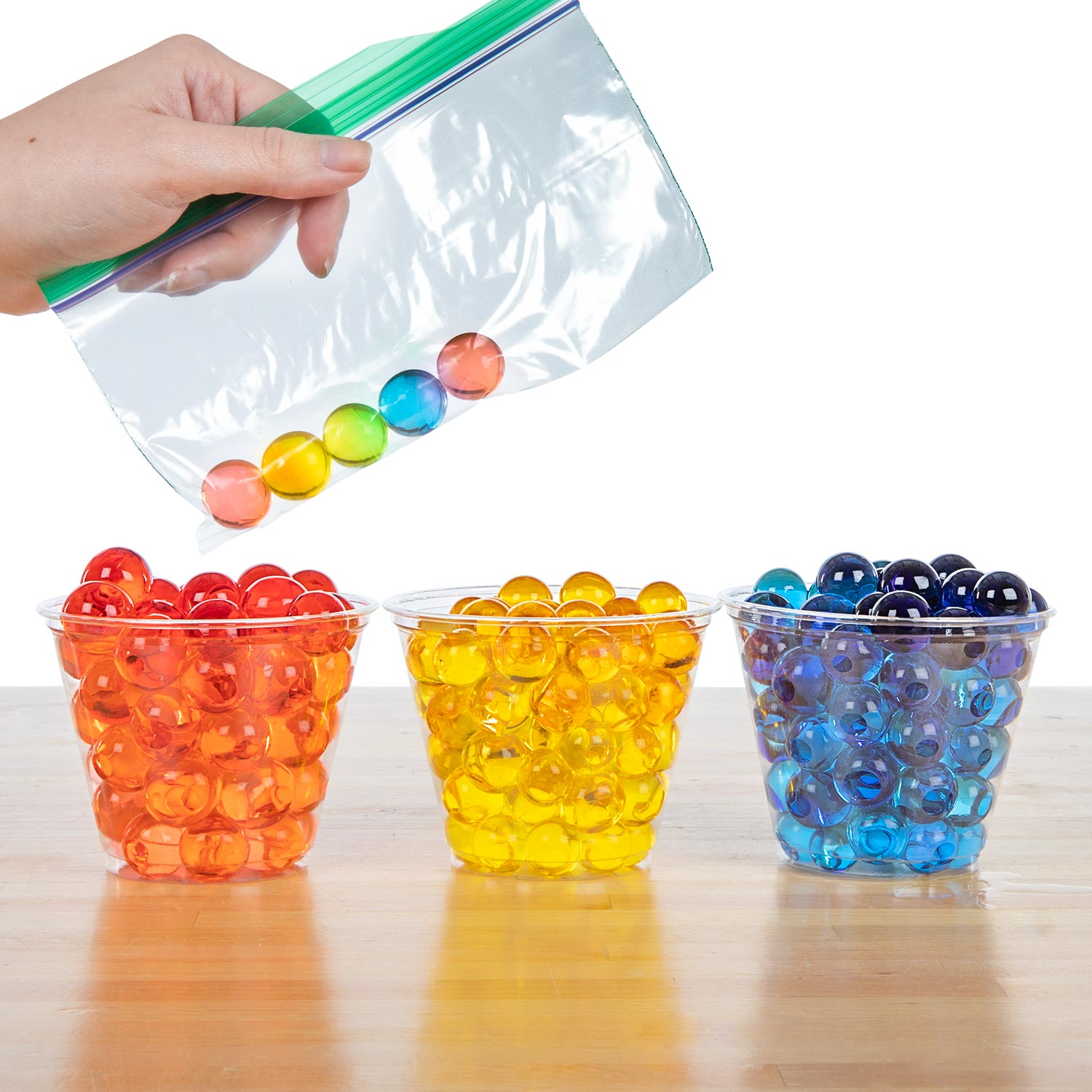 Jelly Marbles Set