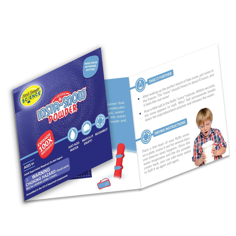 Insta-Snow® Activity Guide