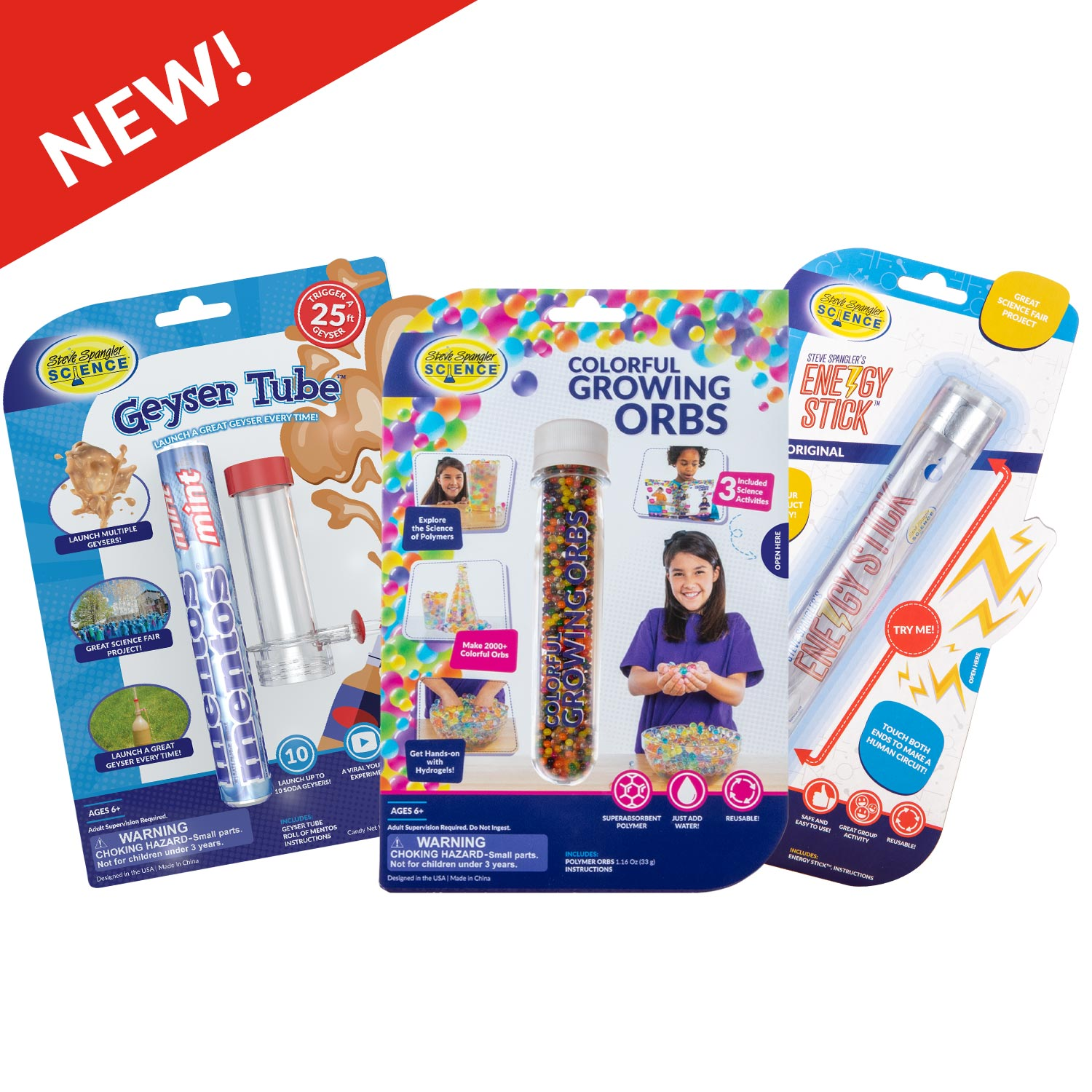 Family Fun Science Bundle