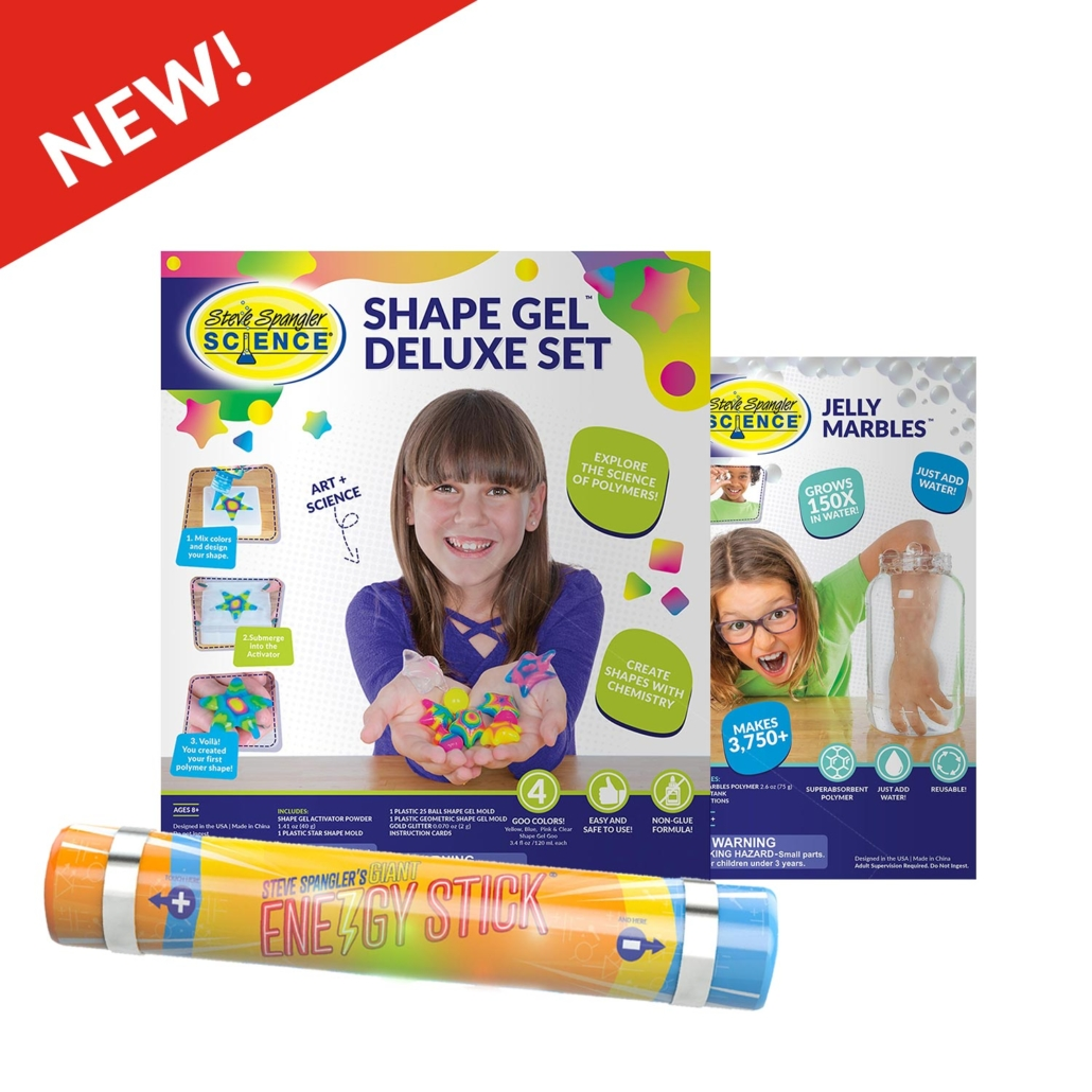 Hands-on Discovery Gift Bundle