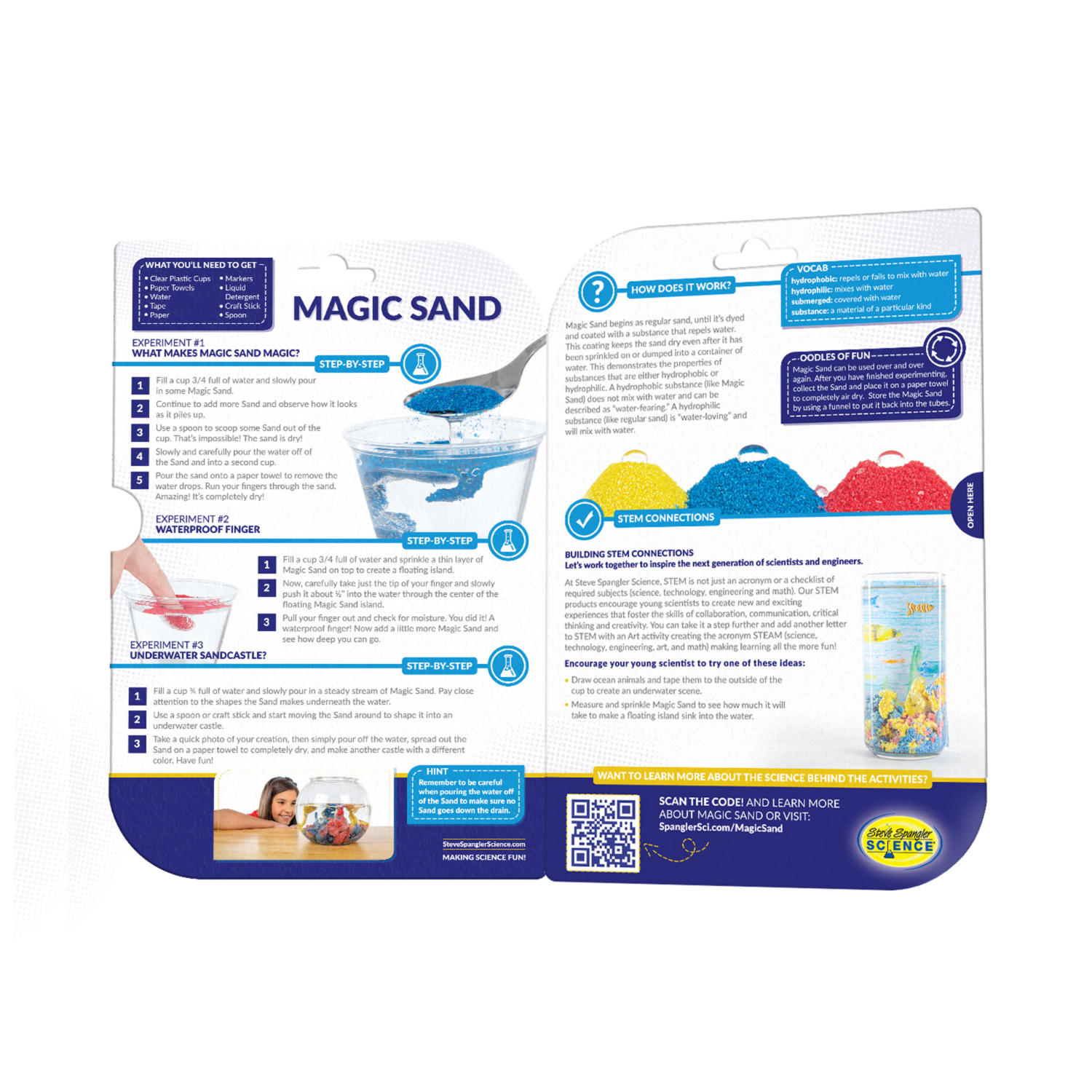 Just Add Water Gift Bundle