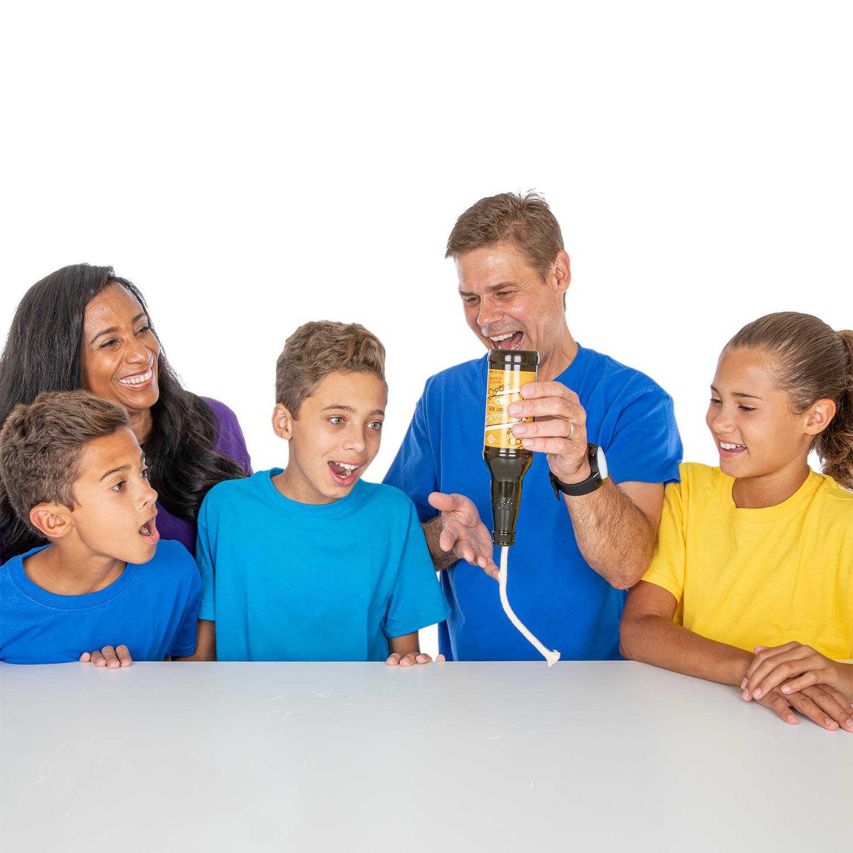 Family Fun Science Night – Magic