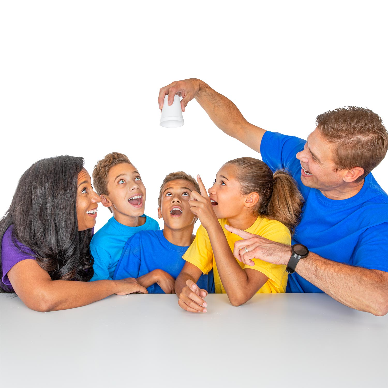 Family Fun Science Night – Magic