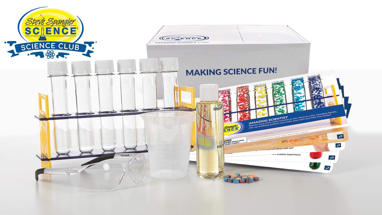 STEM Science Kit - Amazing Scientist