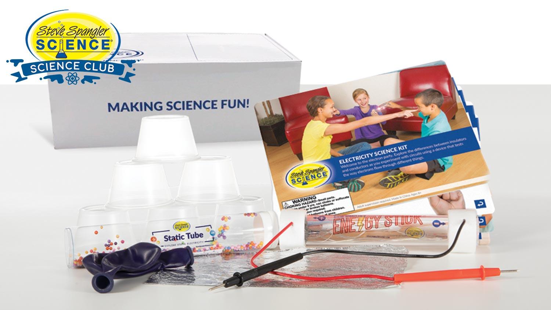 STEM Science Kit - Electricity Science Kit