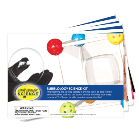 STEM Science Kit - Bubblology