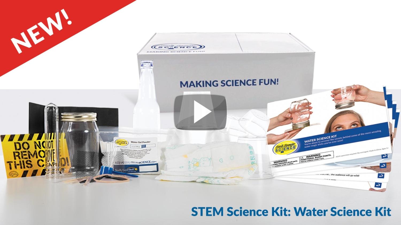 STEM Science Kit – Water Science Kit
